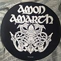 Amon Amarth- Odin backpatch