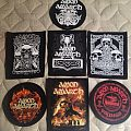 Amon Amarth- official backpatch collection