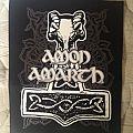 "Amon Amarth- ""Hammer"" backpatch"