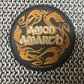 AMON AMARTH- Dragons circular patch