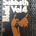Black Sabbath- Vol.4 Tape / Vinyl / CD / Recording etc