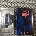 DEATH- Fate (best of) cassette tape Tape / Vinyl / CD / Recording etc