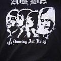 Abba- Dancing Ist Krieg shirt