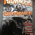 AMON  AMARTH- Metal Hammer 2009 Other Collectable