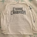 "Eternal Champion - TShirt or Longsleeve - Eternal Champion ""Classic Logo"" Retaliator LS"