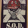S.O.D. - Speak English Or Die - Flag