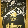bulldozer back patch