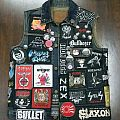 "Black Sabbath - Battle Jacket - battle vest - ""fullmetal jacket"""