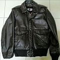 schott flight jacket leather
