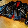 - - Battle Jacket - Vintage Leather for sale