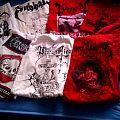 Revenge - TShirt or Longsleeve - Red/white shirts