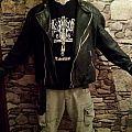 - - Battle Jacket - Vintage Leather