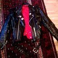 Leather for sale Battle Jacket