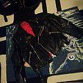 80s leather - size S/46 Battle Jacket