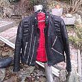 - - Battle Jacket - Vintage Leather size S