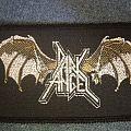 Dark Angel - winged logo patch
