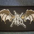 Dark Angel - winged logo patch