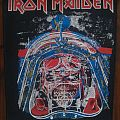 Iron Maiden aces high backpatch