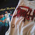 Death spiritual healing tour sweatshirts