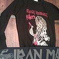 Iron Maiden Killers Sweater 1981