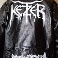 Nocturnal - Battle Jacket - Girlie Black/Thrash Leather Jacket