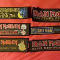 Iron Maiden - Patch - Iron Maiden Patch Collection (update January 16, 2014)