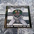 S.O.D. - Tape / Vinyl / CD / Recording etc - S.O.D. - Speak English Or Die ( Vinyl )