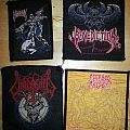 Morbid Angel - Patch - Morbid Angel, Unleashed, Benediction, Master Patches