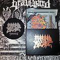 Morbid Angel - Abominations of Desolation ( Box with original patch & CD )
