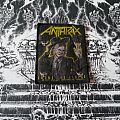Anthrax - Among The Living ( Patch )
