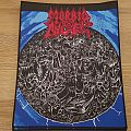 Morbid Angel - Patch - Morbid Angel - Altars Of Madness ( Woven Backpatch )