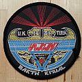 Hawkwind - Earth Ritual UK Tour 1984 ( Patch )