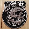 Orchid - Logo ( Patch )