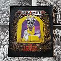 Testament - The Legacy ( Backpatch Red Logo )