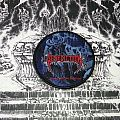 Benediction - Patch - Benediction - Transcend The Rubicon round patch