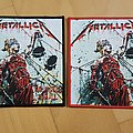 Metallica - ... And Justice For All ( Patches )