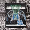 Queensryche - The Warning ( Backpatch )