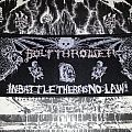 Bolt Thrower - In Battle There Is No Law ( Bootleg strip ) Patch