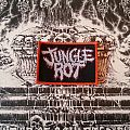 Jungle Rot - Logo ( Patch )