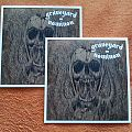 "Graveyard Vs Nomion - Split 7"" ( coloured & black vinyl )"