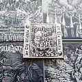 """Graveyard / Crucifyre ( 7"""" Split )"""