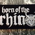 Horn Of The Rhino ( Logo Patch )