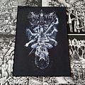 """Cult Of Fire - मृत्यु का तापसी अनुध्यान"""" ( Backpatch )"""