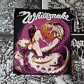 Whitesnake - Lovehunter ( Backpatch )