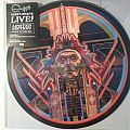 Clutch - Earth Rocker Live ( Limited Edition Double Picture Disk )