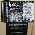 Graveyard - One With The Dead ( Tape )