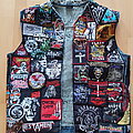 Graveyard - Battle Jacket - My vest