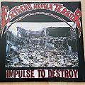 Extreme Napalm Terror - Tape / Vinyl / CD / Recording etc - Extreme Napalm Terror - Impulse To Destroy ( Vinyl )