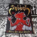 Sabbat - Born By Evil Blood ( Backpatch )
