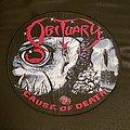 Obituary - Cause Of Death ( Backpatch )